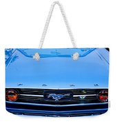 1966 Ford Mustang Front End Weekender Tote Bag