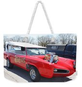 1966 Gto Monkeemobile Weekender Tote Bag