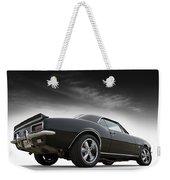 1967 Camaro Rs Weekender Tote Bag