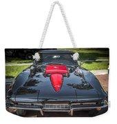 1967 Chevrolet Corvette 427 435 Hp Weekender Tote Bag