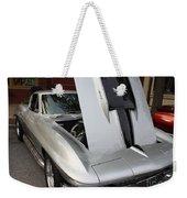 1967 Chevy Corvette Weekender Tote Bag