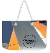 1967 Dodge Charger 01 Weekender Tote Bag