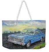 1967 Ford Falcon Futura Weekender Tote Bag