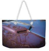 1967 Pontiac Gto Coupe Weekender Tote Bag