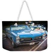1967 Pontiac Gto Weekender Tote Bag