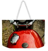 1967 Triumph Spitfire Weekender Tote Bag