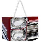 1968 Cadillac Deville You Looking At Me Weekender Tote Bag