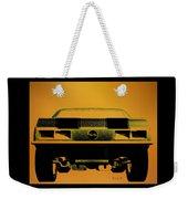 1968 Camaro Ss  Full Rear Weekender Tote Bag