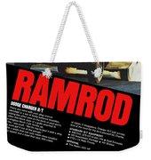 1968 Dodge Charger R/t - Ramrod Weekender Tote Bag