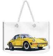 1968 Porsche Targa Weekender Tote Bag