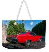 1969 Buick Gs Weekender Tote Bag