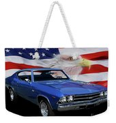 1969 Chevelle Tribute Weekender Tote Bag