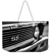1969 Chevy Nova Ss  Weekender Tote Bag