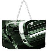 1969 Dodge Charger 500 Weekender Tote Bag