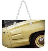 1969 Dodge Coronet R/t Convertible Weekender Tote Bag