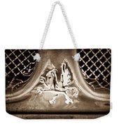 1969 Iso Grifo Emblem Weekender Tote Bag