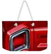 1969 Plymouth Road Runner Weekender Tote Bag