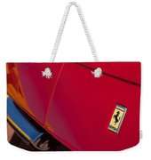 1971970 Ferrari 365 Gtb-4 Daytona Berlinetta Hood0  Ferrari 365 Gtb-4 Daytona Berlinetta Hood Emblem Weekender Tote Bag