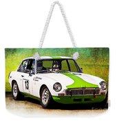 1970 Mgb Gt Weekender Tote Bag