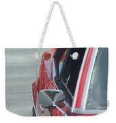 1971 Chevy Camaro Weekender Tote Bag