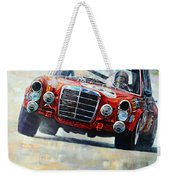 1971 Mercedes-benz Amg 300sel Weekender Tote Bag