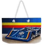 1974 Can-am Sting Gw1 Weekender Tote Bag