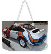 1978 Porsche 911 Sc Weekender Tote Bag