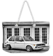 1979 Vw Rabbit IIi Weekender Tote Bag