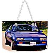 1985 Chev Camero Weekender Tote Bag
