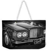 1990 Bentley Turbo R Bw Weekender Tote Bag