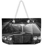 1990 Bentley Turbo R Weekender Tote Bag