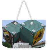 1996 Cube Houses On Eastern Avenue Weekender Tote Bag