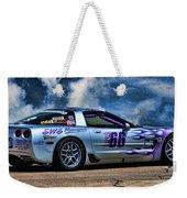 1997 Corvette Weekender Tote Bag