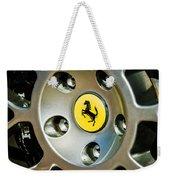 1997 Ferrari F 355 Spider Wheel Emblem -201c Weekender Tote Bag