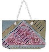 1997 Pacific Stagecoach Stamp Weekender Tote Bag
