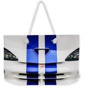 1998 Dodge Viper Gts-r Grille Emblem -0329c Weekender Tote Bag