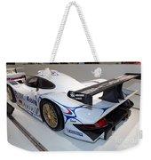 1998 Porsche 911 Gt1 Weekender Tote Bag