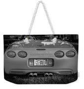 1999 Chevrolet Corvette Bw  Weekender Tote Bag