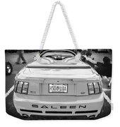 1999 Ford Saleen Mustang Bw Weekender Tote Bag