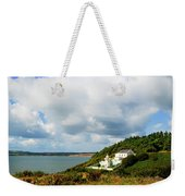 19th Century Duncannon Lighthouse Weekender Tote Bag