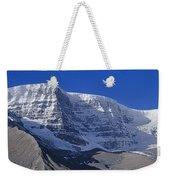 1m3732-h-snow Dome Weekender Tote Bag