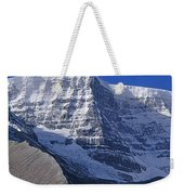 1m3732-v-snow Dome  Weekender Tote Bag