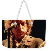 Bob Dylan '79 Weekender Tote Bag
