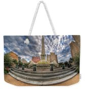 002 Heart Of The Queen Weekender Tote Bag