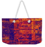0171 Abstract Thought Weekender Tote Bag