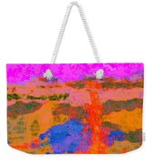 0173 Abstract Thought Weekender Tote Bag