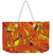 0174 Abstract Thought Weekender Tote Bag