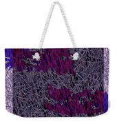 0181 Abstract Thought Weekender Tote Bag