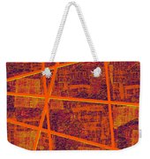 0191 Abstract Thought Weekender Tote Bag