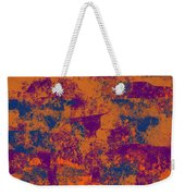 0199 Abstract Thought Weekender Tote Bag